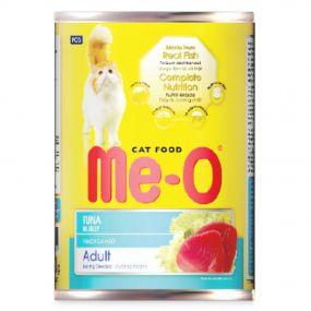 Me-O Tuna White Fish Wet Cat Food 80 gm