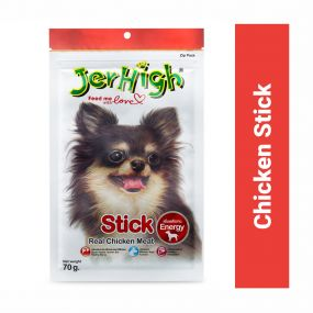 JerHigh Stick Dog Treat - 420 gm