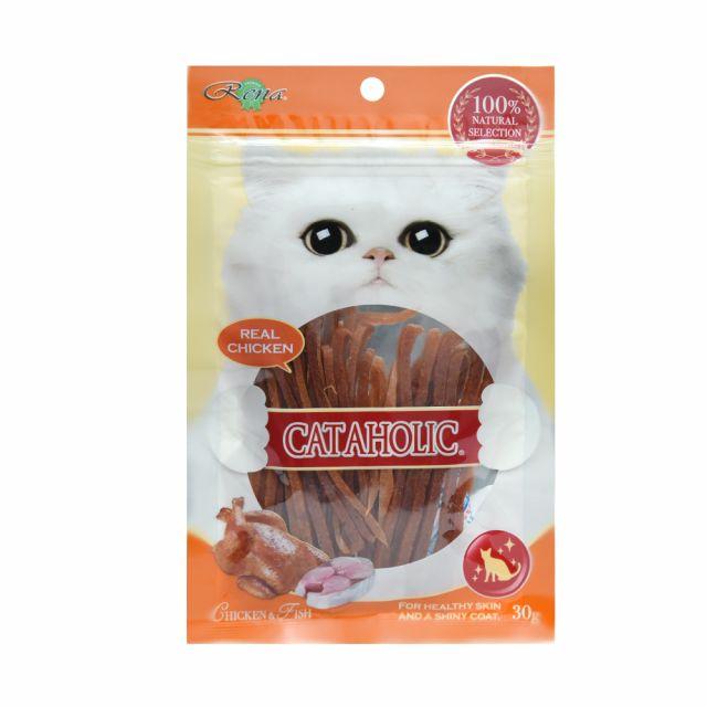 Cataholic Neko Cat Chicken & Tuna, 30 gm