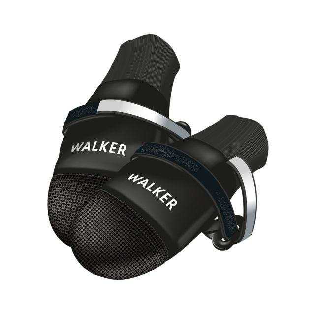 Trixie Walker Care Comfort Protective Boots, M, 2pcs, black