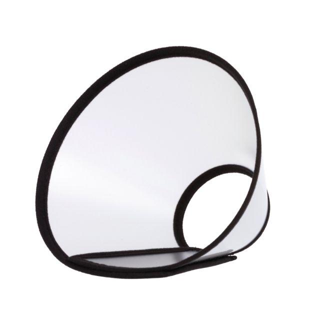 Trixie Protective Collar with Velcro, S-M, 30-37 cm/14 cm