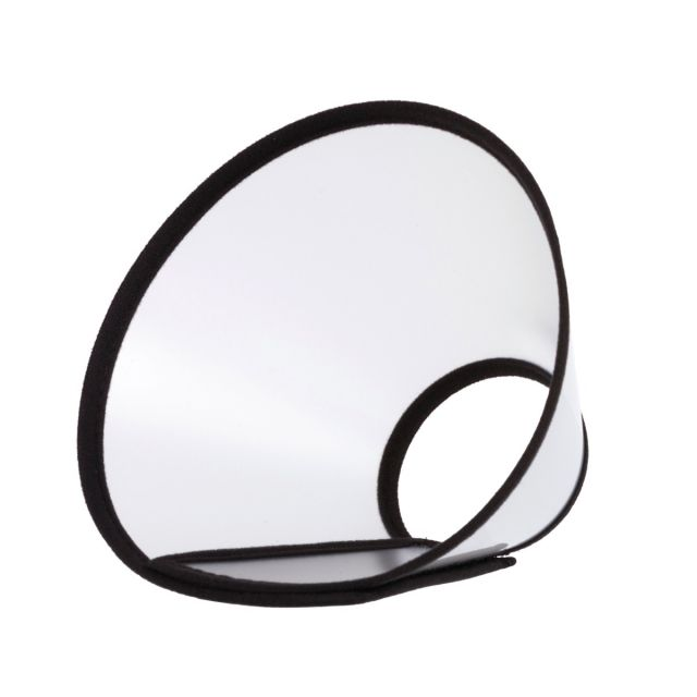 Trixie Protective Collar with Velcro, L-XL, 50-58 cm/28 cm