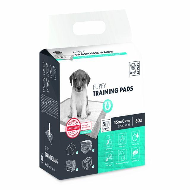 M-Pets PUPPY 45 x 60 Training Pads - 30 Pcs