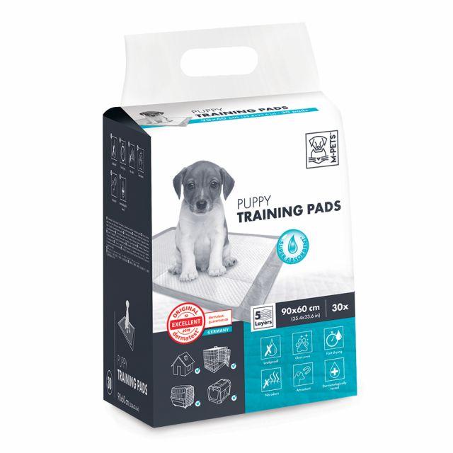 M-Pets PUPPY 90 x 60 Training Pads - 30 Pcs