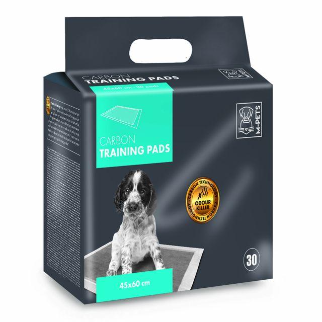 M-Pets Carbon Training Pads - 30 Pcs (45 x 60cm)
