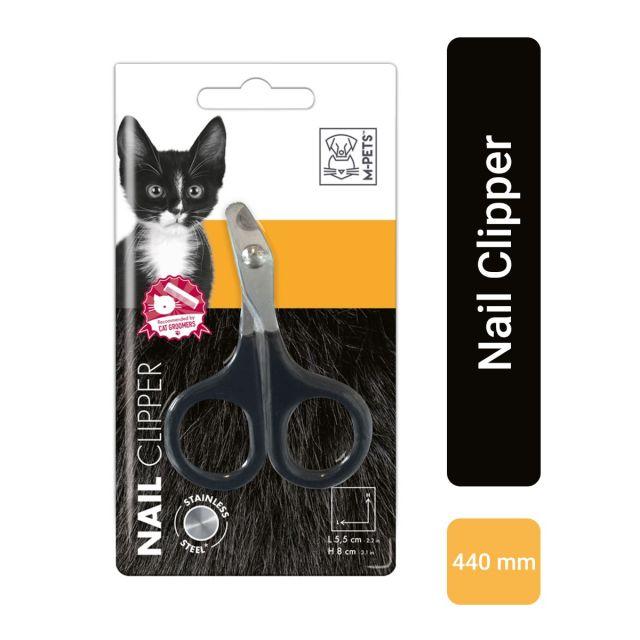 M-Pets Cat Nail Clipper 5.5 x 8 cm