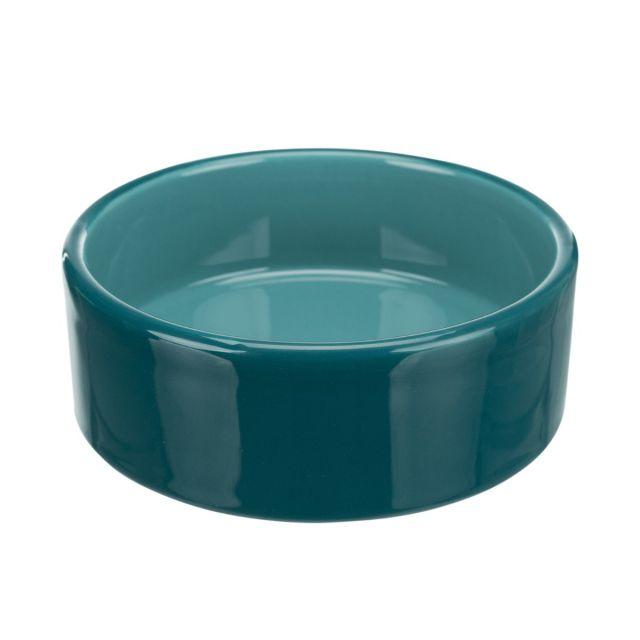 Trixie Ceramic Bowl Turquoise 800 ml/