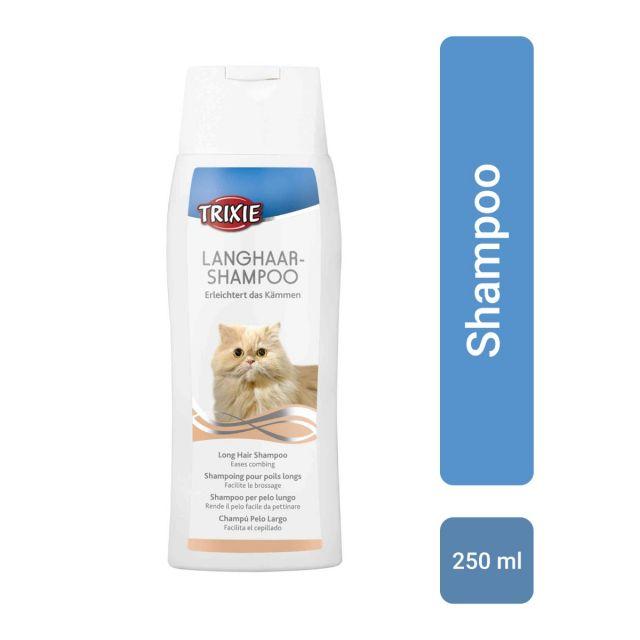 Trixie Long Hair Cat Shampoo - 250 ml