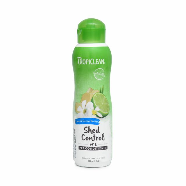 Tropiclean Lime & Cocoa Butter Dog & Cat Conditioner - 355 ml