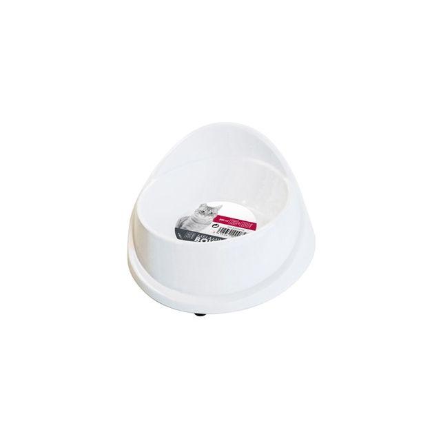 M-Pets Cat Single Fashion Bowl   (Melamine Bowl)
