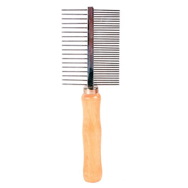 Trixie Double Sided Comb For Dog & Cat - 17 cm
