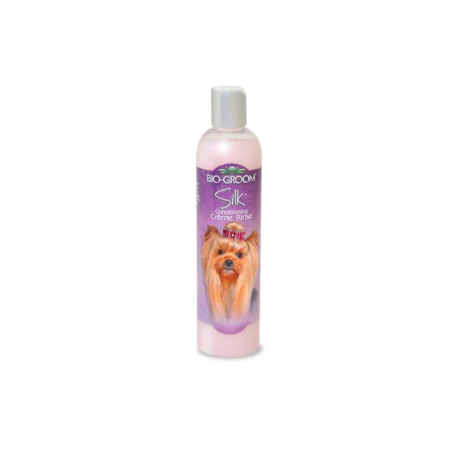 Biogroom Silk Crème Rinse Dog Conditioner - 355 ml