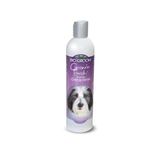 Biogroom Groom n Fresh Scented Crème Rinse Dog Conditioner - 355 ml