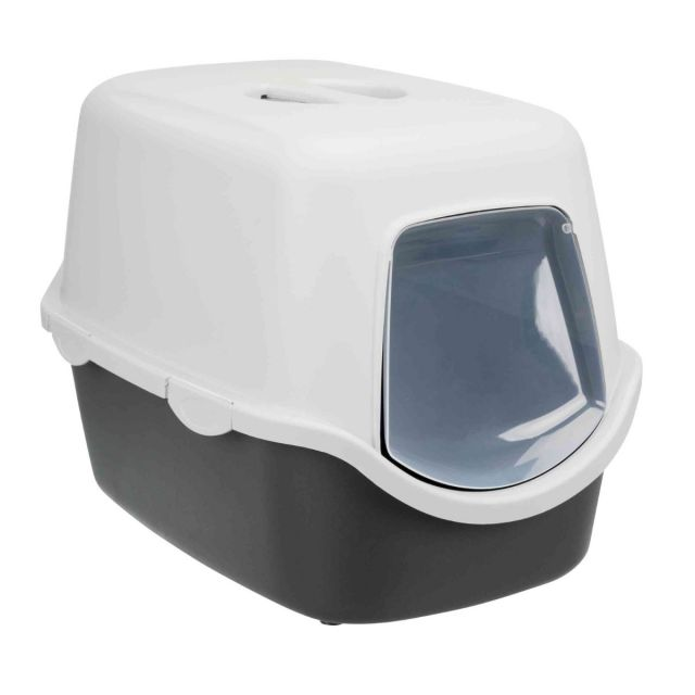 Trixie Vico cat litter tray, with hood, 40
