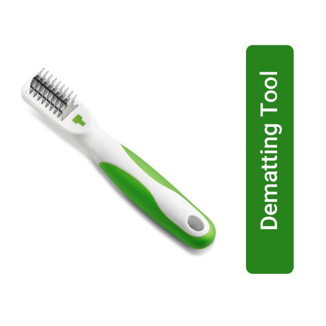 Andis Dematting Tool - Lime Green
