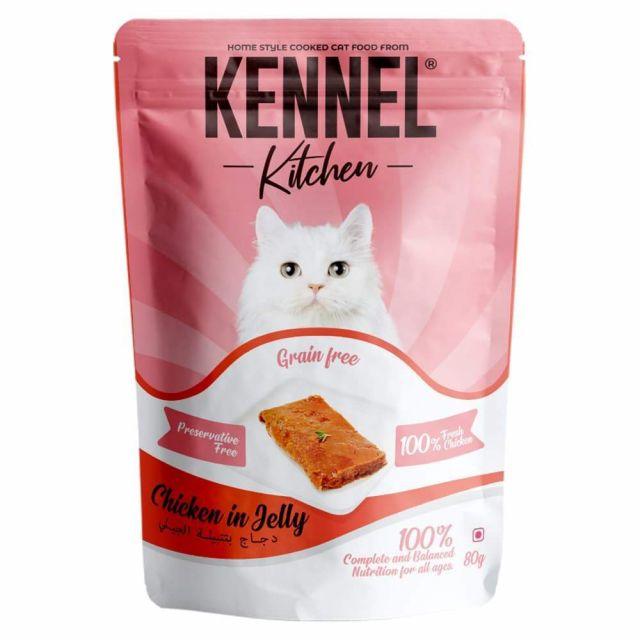 Kennel Kitchen Chicken in Jelly - 80 gm