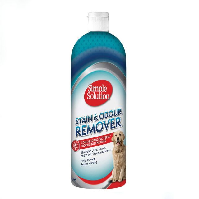 Simple Solution Dog Stain & Odor Remover, 1 Litre