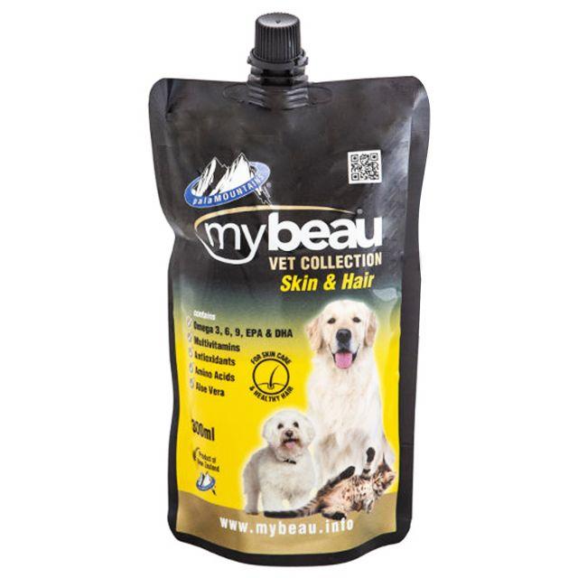My Beau Skin & Hair Pet Health Supplements 300gm