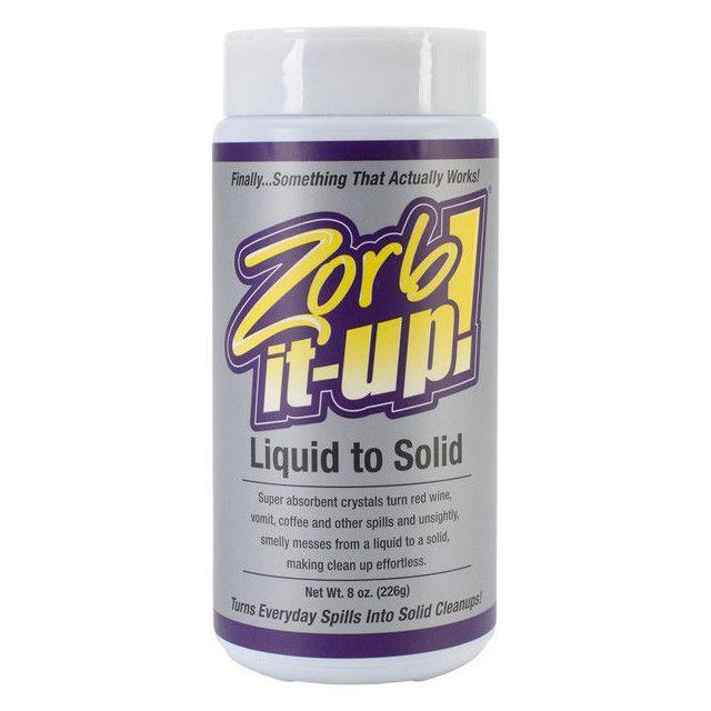 Urine Off Zorb-It-Up Liquid to Solid Absorbent Powder - 226 gm