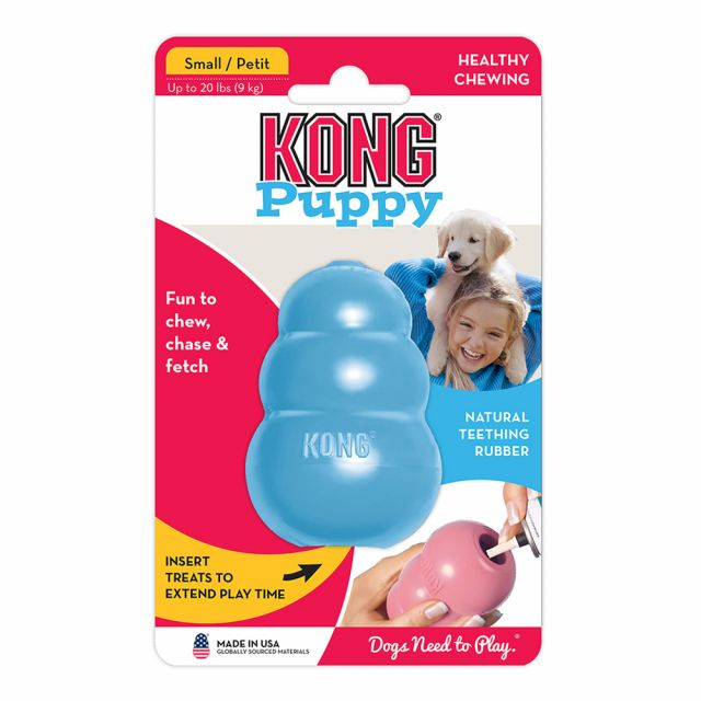 KONG Puppy Small Assorted