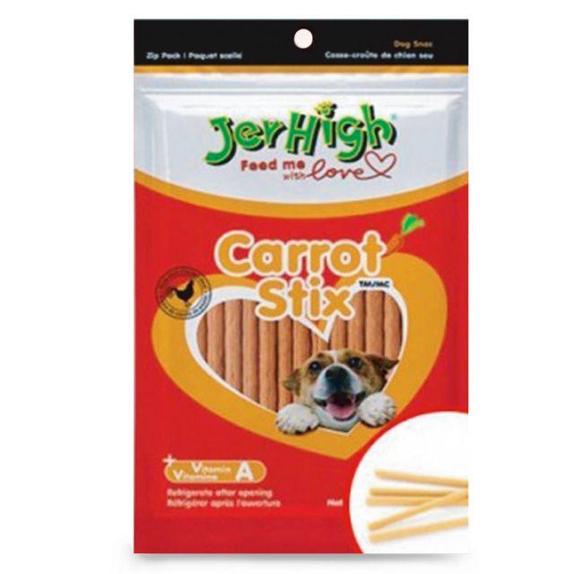 JerHigh Carrot Dog Treat - 100 gm