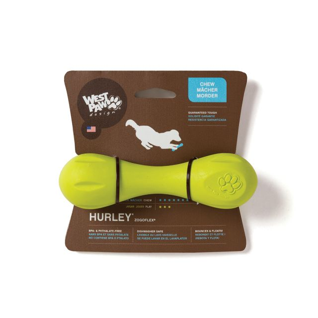 West Paw Design Hurley xs 4.5 Green