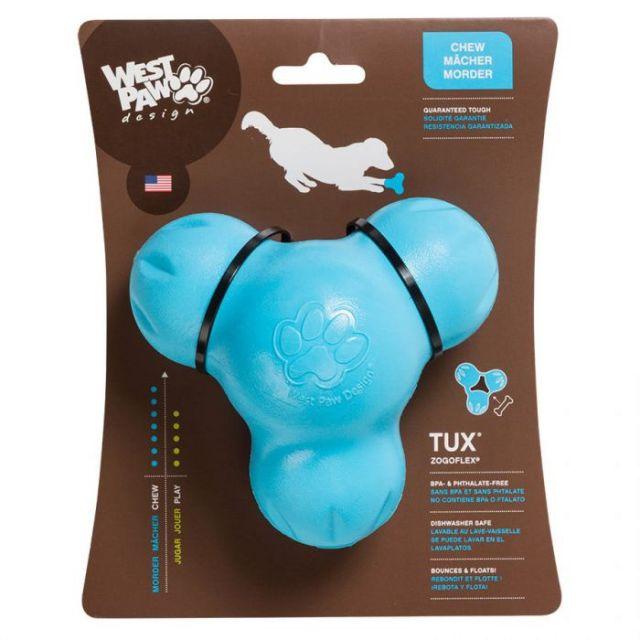 West Paw Design Tux small 3 Aqua(Blue)