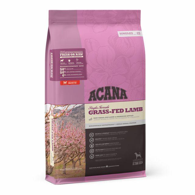Acana Grass Fed Lamb 11.4kg