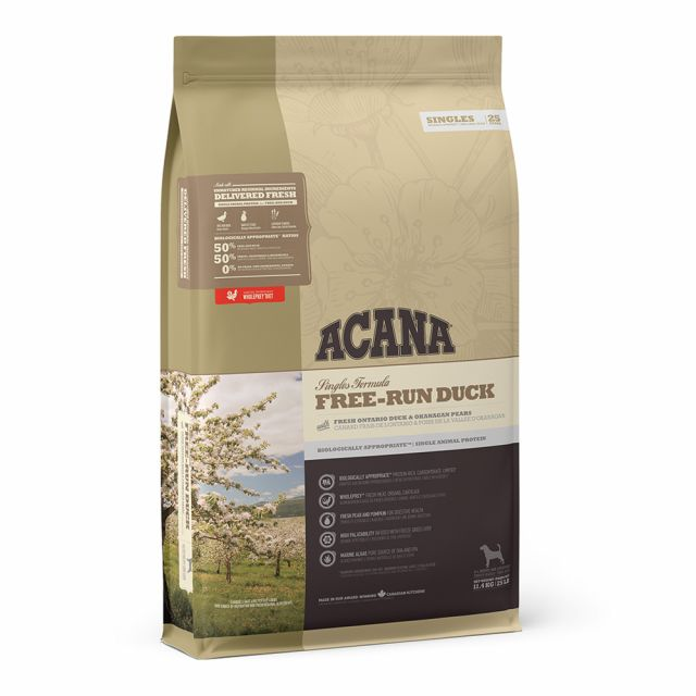Acana Free Range Duck 11.4kg