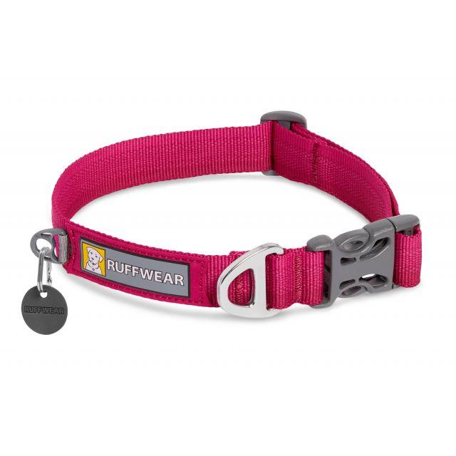 Ruffwear Front Range Collar M Hibiscus Pink