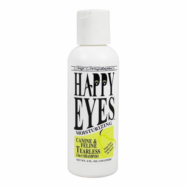 Chris Christensen Happy Eyes Tearless Dog Shampoo - 118ml
