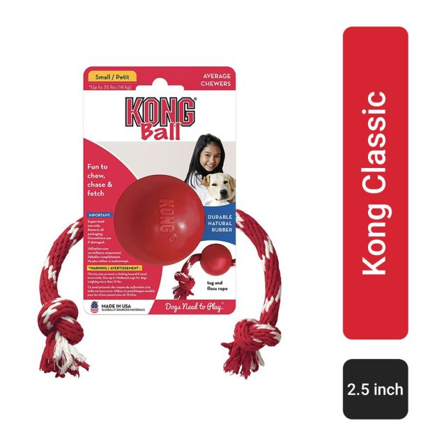 Ball w/hole (Small) Red