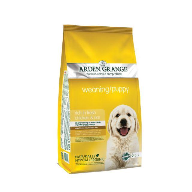 Arden Grange Weaning Puppy-6 kg