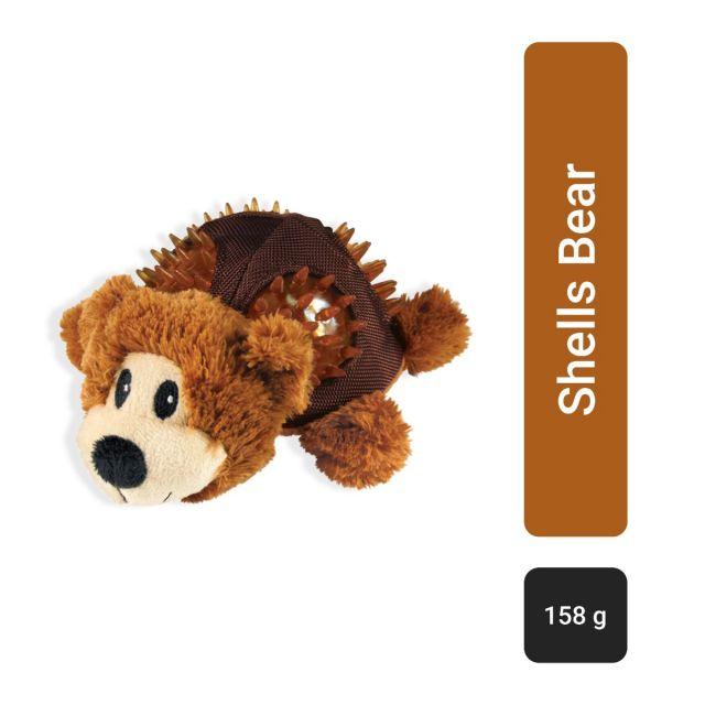 Shells Bear Medium Brown