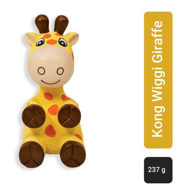 Wiggi Giraffe Large Yellow